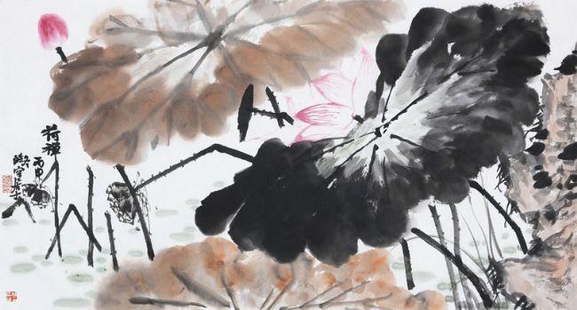 自明代以后写意花鸟画更受文人士大夫的青睐,当时的文人画家把诗书画