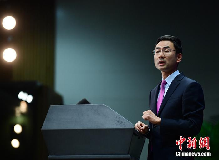耿爽:中方努力为各国在华商业采购医疗物资提供便利