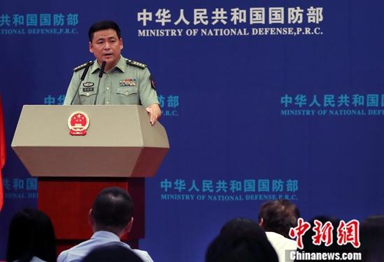 中国国防部:抗击疫情不获全胜决不收兵