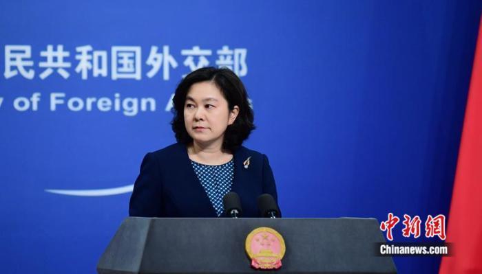 """欧美政客将疫情责任""""甩锅""""中国华春莹以""""时间线+数据""""回应"""
