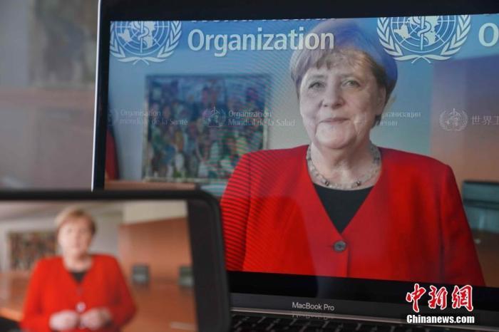 默克尔不会前往美国出席G7峰会