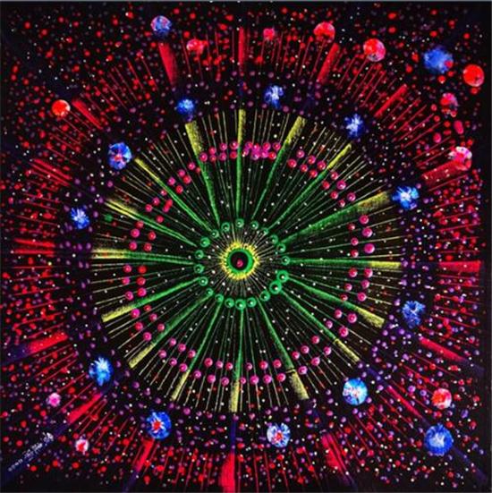 著名艺术评论家戴钦特赞誉黄建南:很难得的好艺术家